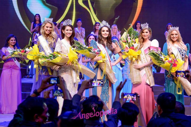 Talliya Aibedullina of Russia crowned World Miss Tourism Ambassador 2017