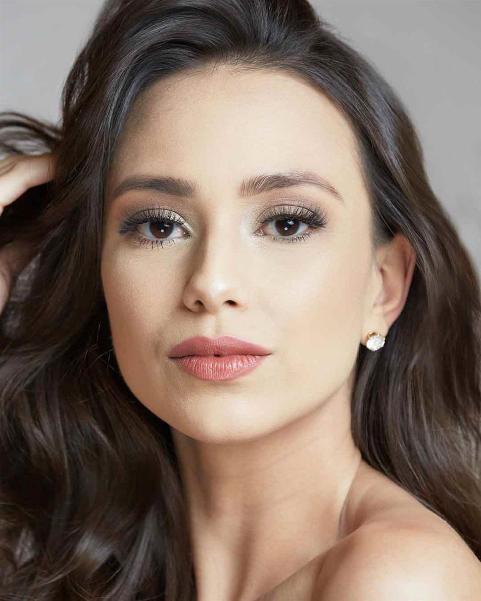 Adrielle Castro Miss Global Brazil 2019