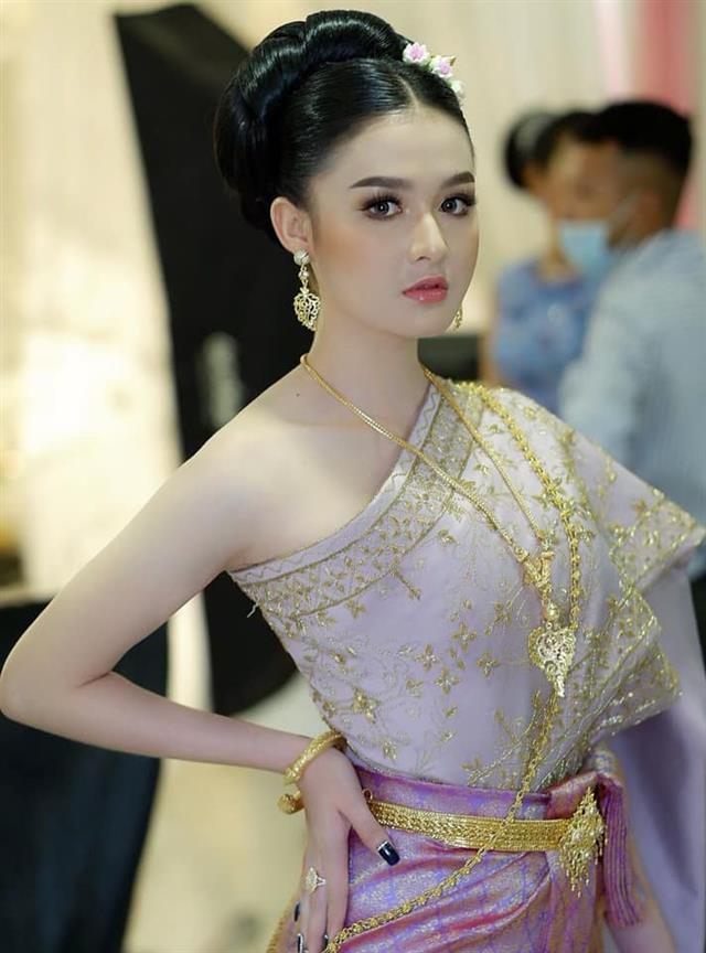 Miss Universe Cambodia 2020 Finalist Sea Kimhorng