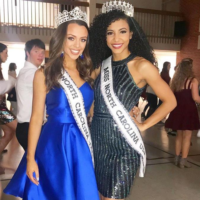 Meet Cheslie Kryst, Miss North Carolina USA 2019 for Miss USA 2019