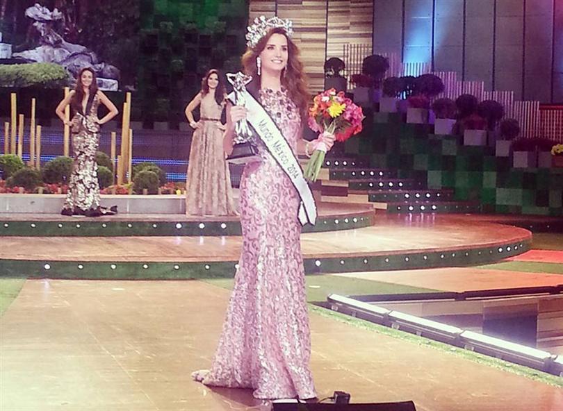 Yamelin Ramirex Miss Mundo Mexico 2014
