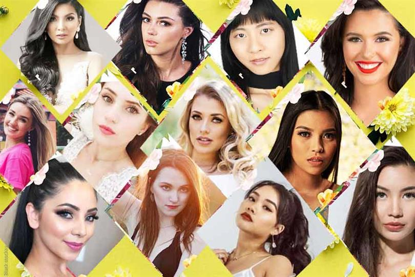 Miss Earth Canada 2019 Meet the Contestants