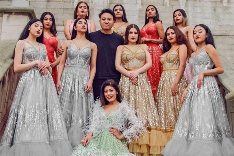Nirusha Khatri crowned Miss Nepal Europe 2020