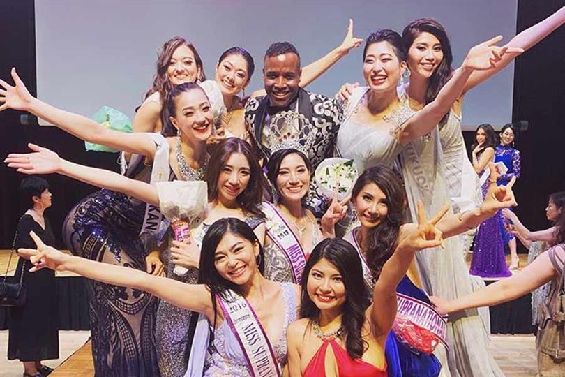 Natsumi Takenaka elected Miss Supranational Japan 2019