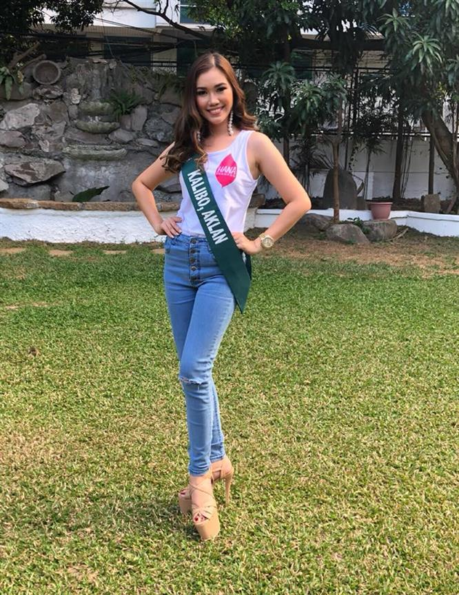 Miss Philippines Earth 2018 contestant Ronelie Pador