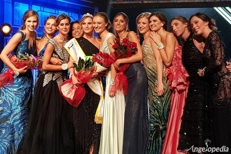 Miriam Polverino crowned Miss Universe Italy 2017