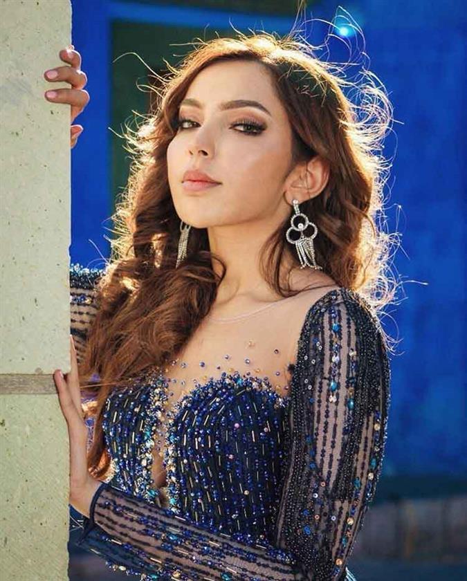 Tashiana Buller Miss Global Indonesia 2019