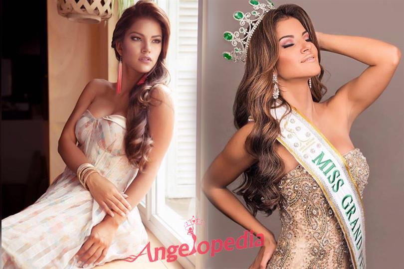 Priscila Howard appointed Miss Universe Peru 2017