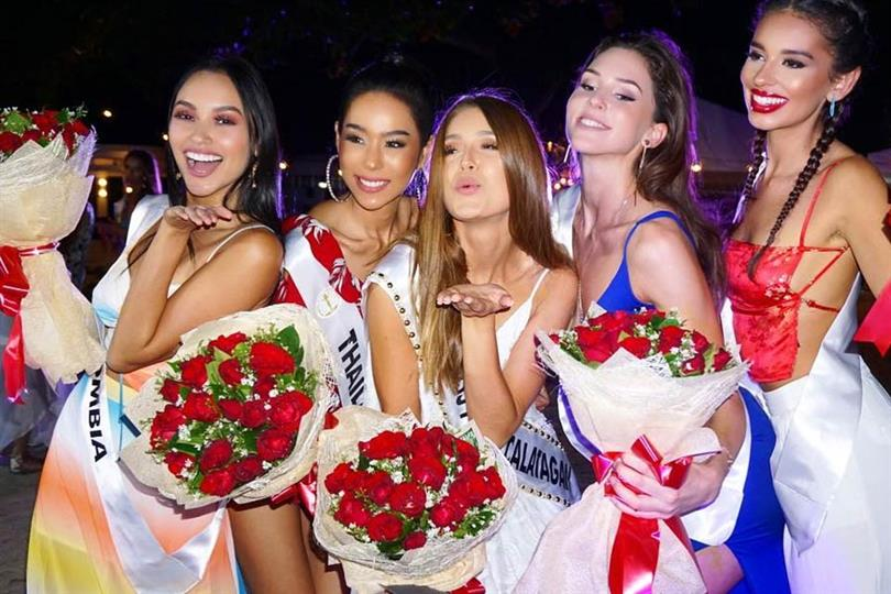 Gabriela Soley of Paraguay wins Miss Playa Calatagan at Beach Wear Competition
