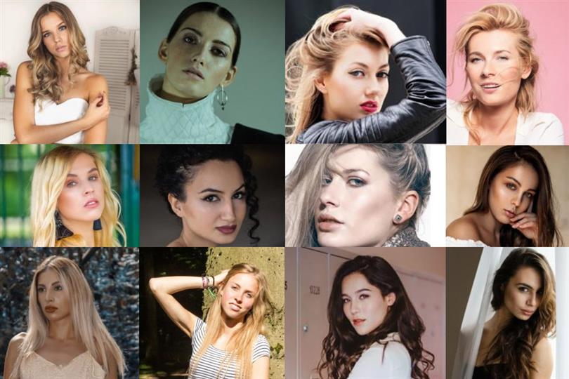 Miss World Germany 2018 Meet the Contestants