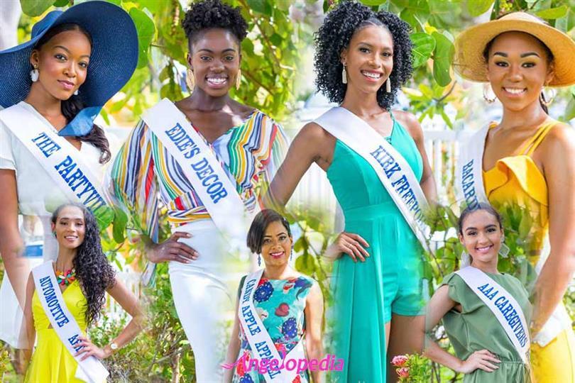 Miss Cayman Islands 2018 Meet The Contestants