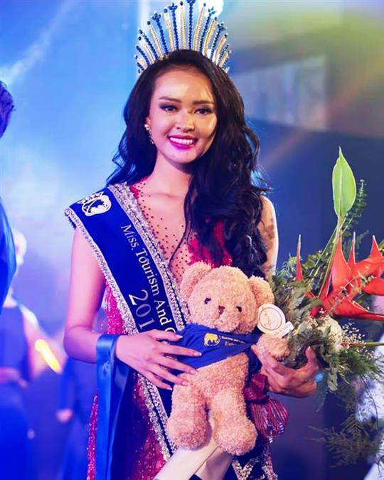 Olivia Gunawan from Indonesia crowned Miss Tourism and Culture Universe 2019