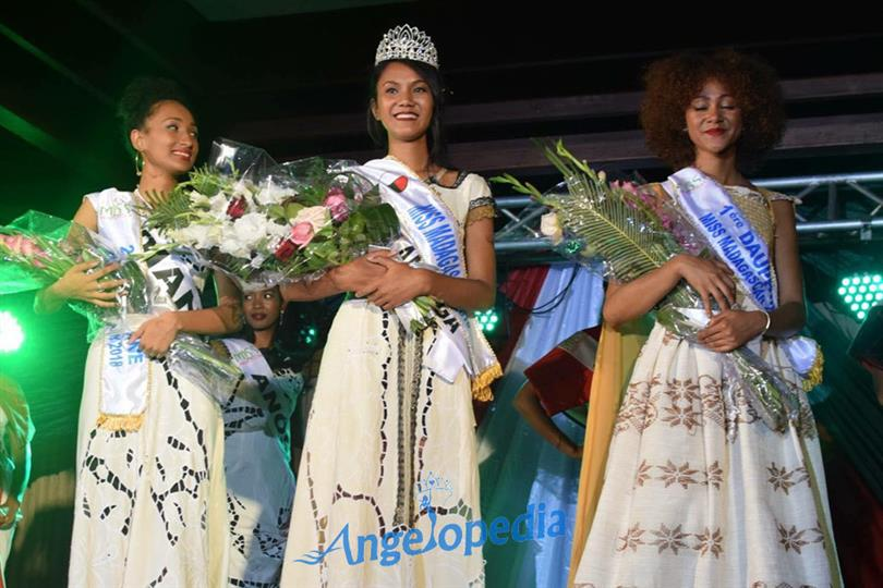 Miantsa Randriambelonoro crowned Miss World Madagascar 2018 for Miss World 2018