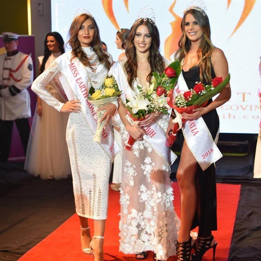 Monika Horvat crowned Miss Earth Croatia 2018