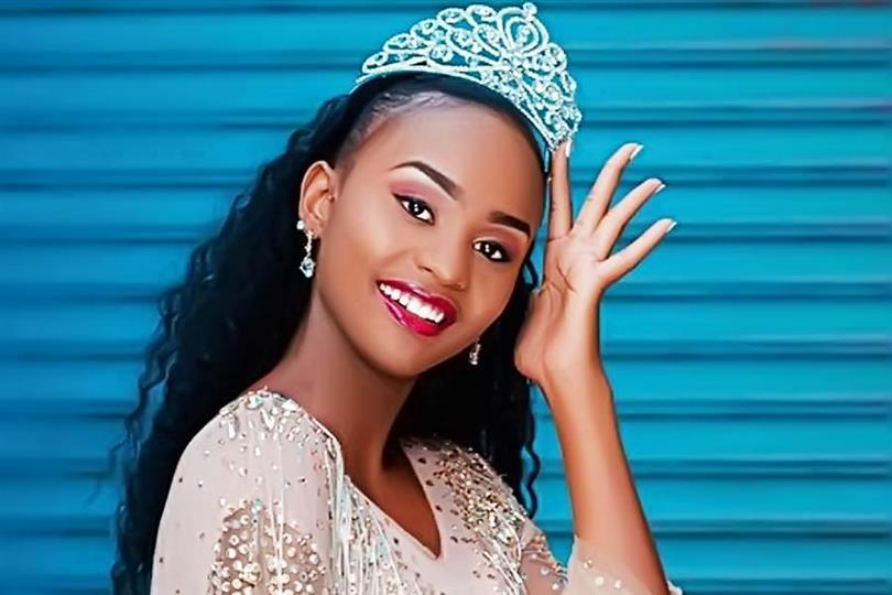 Sylivia Sebastian crowned Miss Tanzania 2019