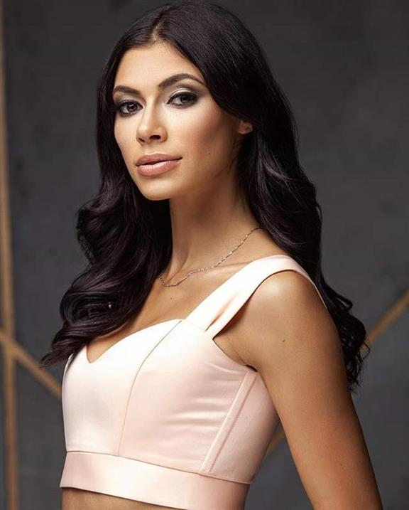 Galina Lukina to represent Bashkortostan at Miss Grand International 2019