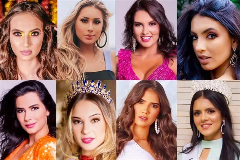 Miss Supranational Brazil 2020 Meet the Contestants