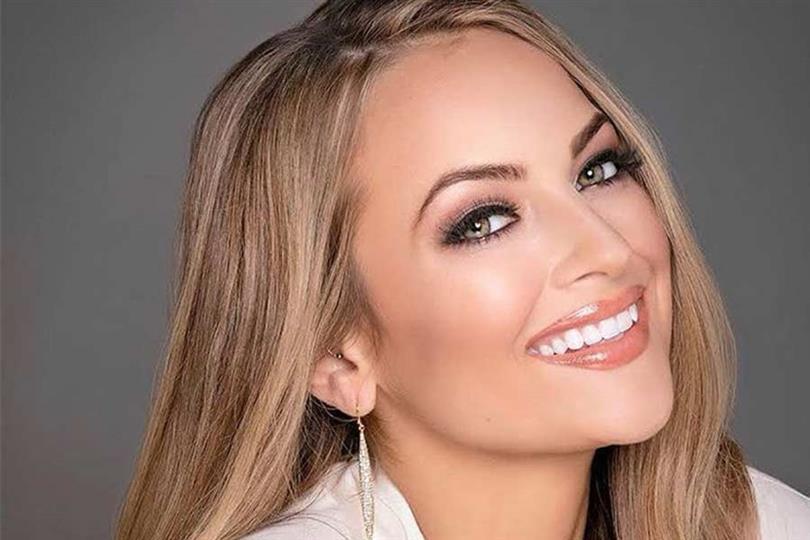 Mariah Davis crowned Miss Oklahoma USA 2020 for Miss USA 2020
