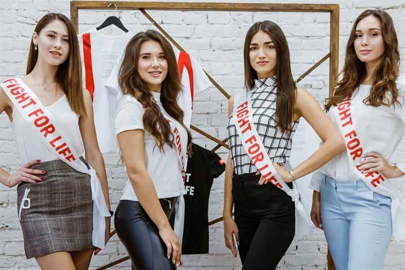 Miss Universe Ukraine 2019 Meet the Contestants