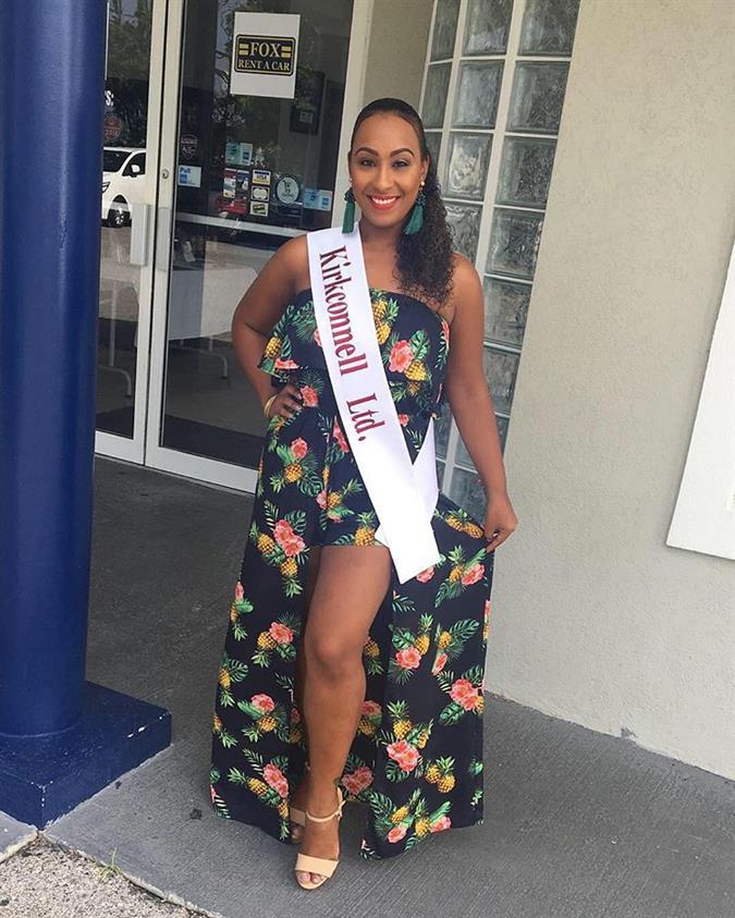 Miss World Cayman Islands 2018 Meet the Contestants