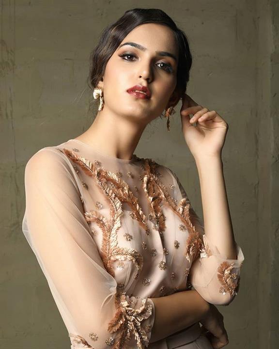 Rushali Yadav Finalist Miss Diva Universe 2020