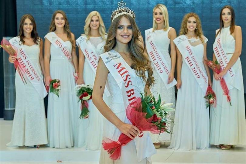 Meet Ivana Ladan Miss World Bosnia and Herzegovina 2019