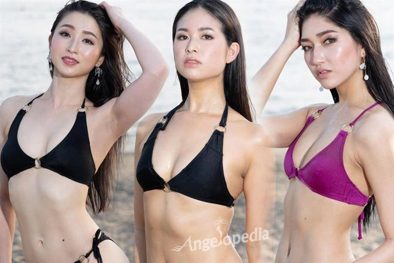 Miss Intercontinental Japan 2018 Top 5 Hot Picks by Angelopedia