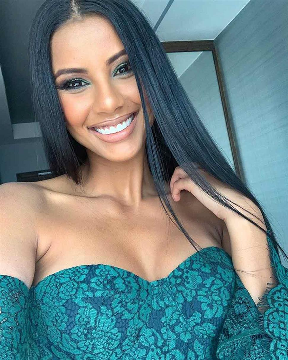 Hattrick of Top 3 placements of South Africa in Miss Universe