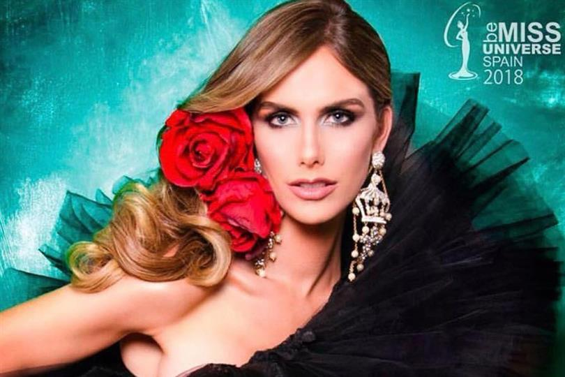 Angela Ponce crowned Miss Universe Spain 2018