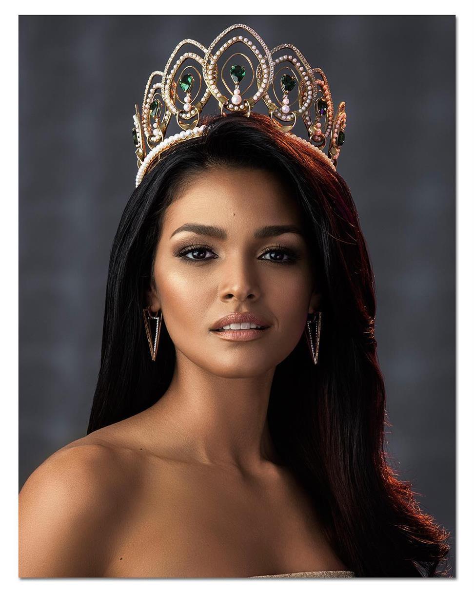 Kiara Liz Ortega Delgado Miss Universe Puerto Rico 2018, our favourite for Miss Universe 2018
