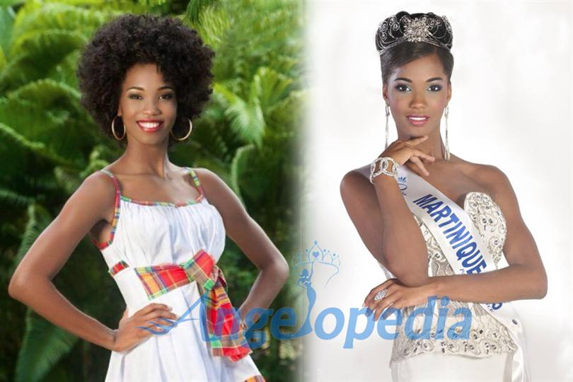 Morgane Edvige crowned as Miss World France 2016