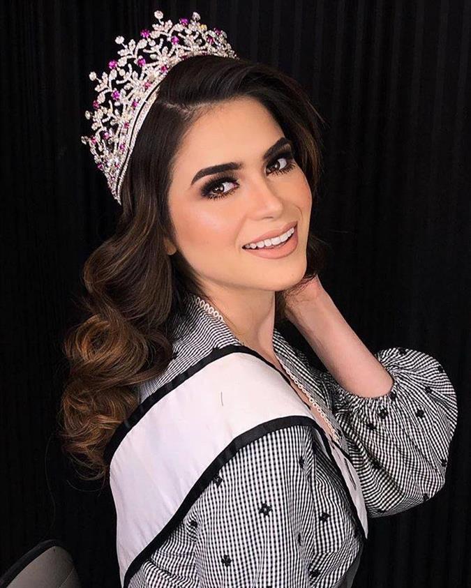 Meet Carla Mariant Sánchez Mexicana Universal Sinaloa 2018 for Mexicana Universal 2019