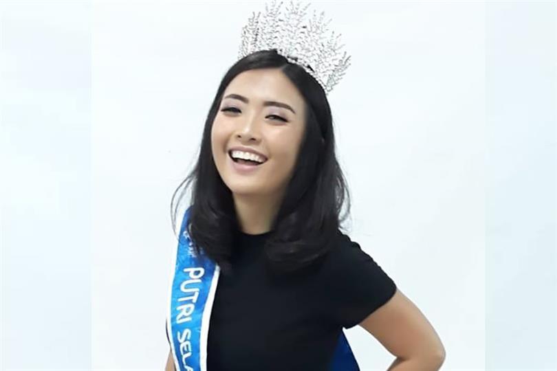 Meet Miss Scuba Indonesia 2019 Anavaliza Atmadja for Miss Scuba International 2019