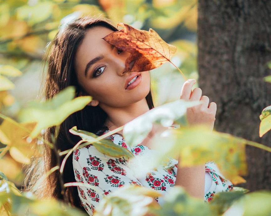 Beauty Talks with Miss Michigan Earth United States 2018 Jasmina Cunmulaj