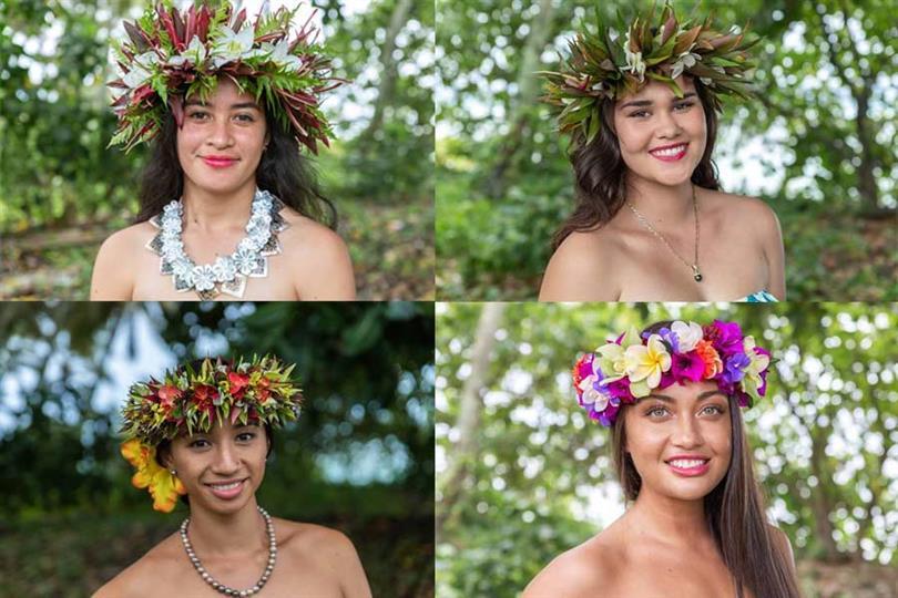 Miss Cook Islands 2018 Meet the Contestants