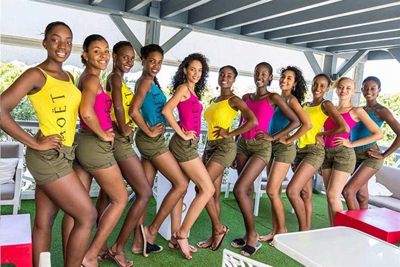 Miss Guadeloupe 2019 Meet the Contestants