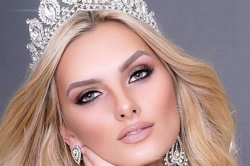 Savannah Wix crowned Miss Arizona USA 2019 for Miss USA 2019