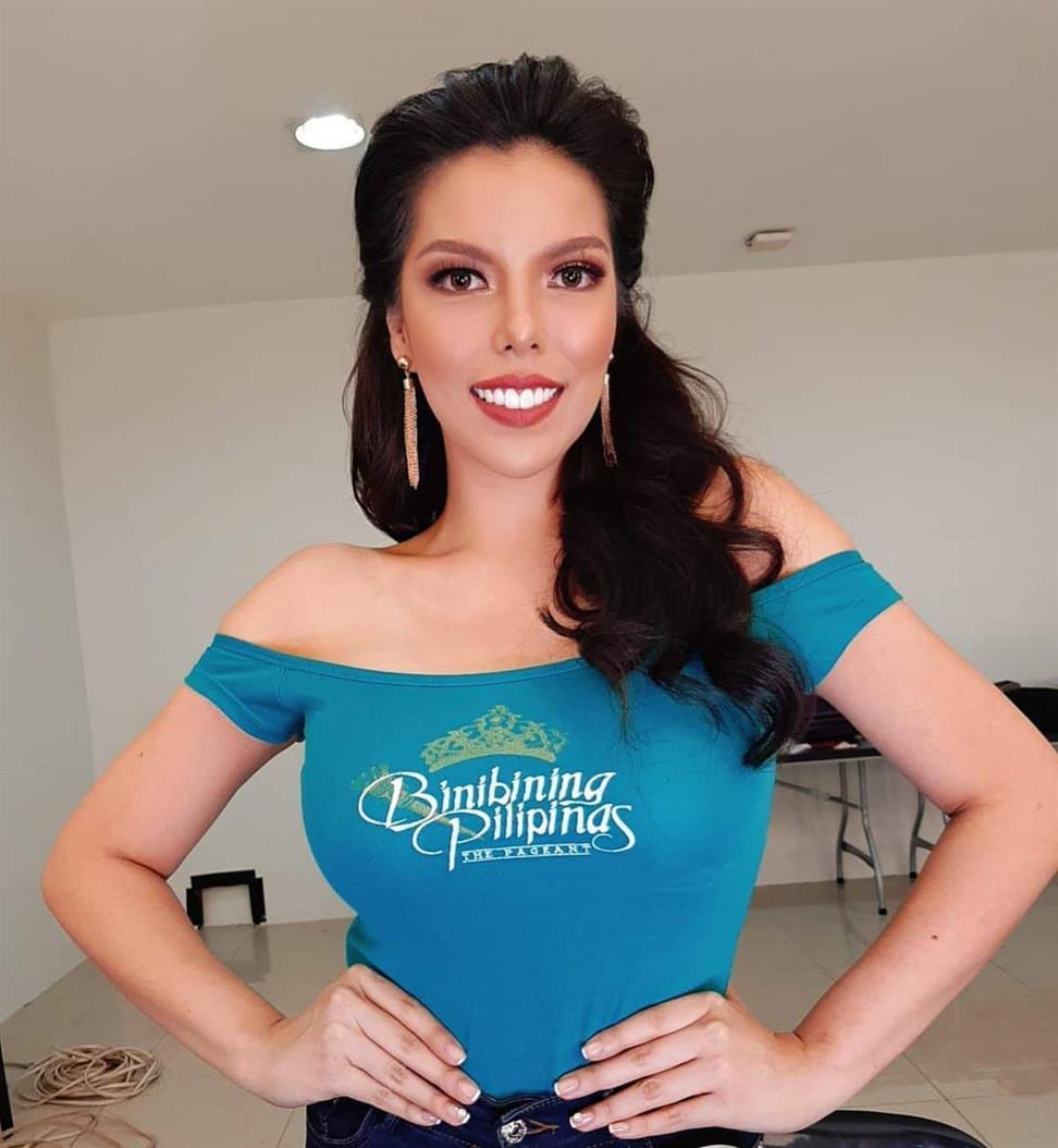 Binibining Pilipinas 2019 Top 40: Dia Nicole Mancao Magno