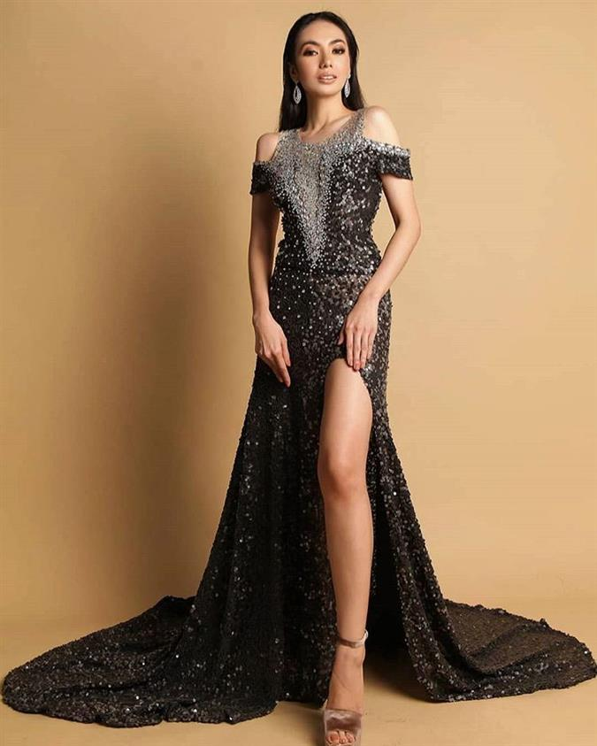 Miss World Philippines 2019 Delegate Justiene Ortega