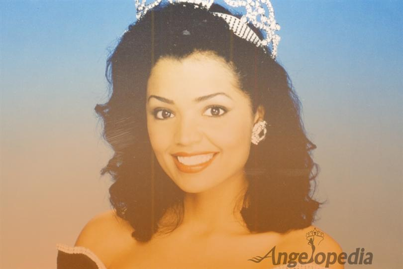 chelsi smith miss universe 1995 to join the jury panel of