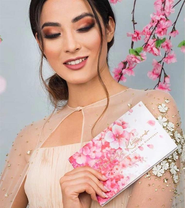 Nepal's Shrinkhala Khatiwada launches cosmetics to support her One Home Foundation