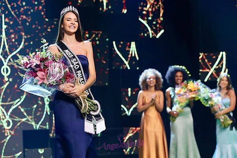 Paula Palhares Crowned Miss So Paulo Be Emotion 2018 For Miss Brasil BE Emotion 2018 Angelopedia