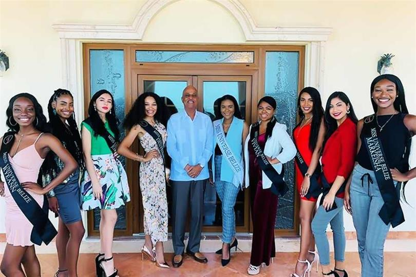 Miss Universe Belize 2019 Live Updates Full Results