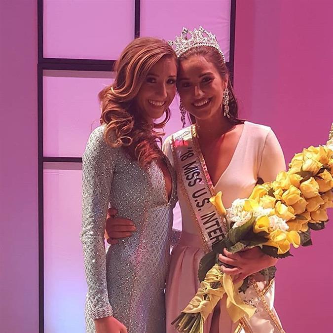Miss International US 2018 Bonnie Walls