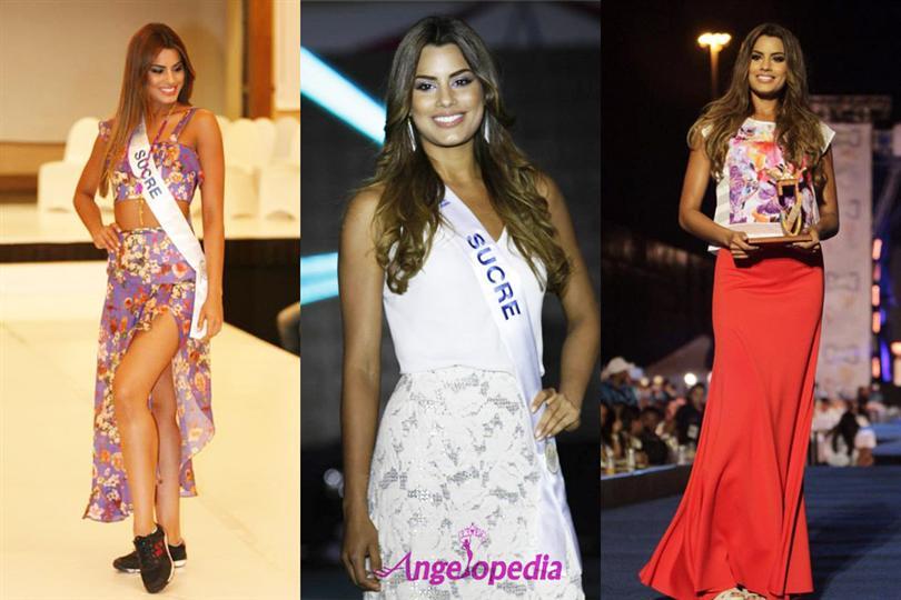 Miss Colombia 2014 winner