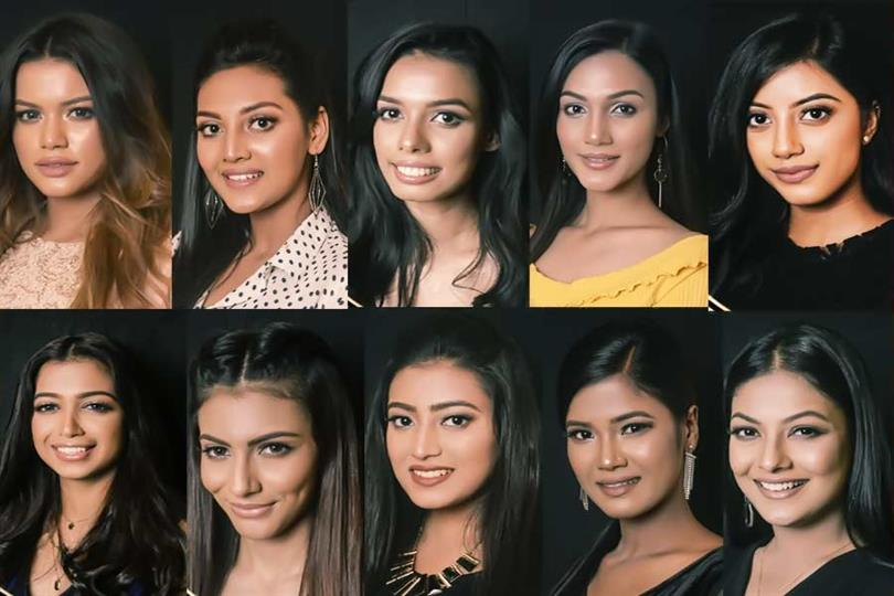Miss Universe Bangladesh 2019 Meet the Delegates