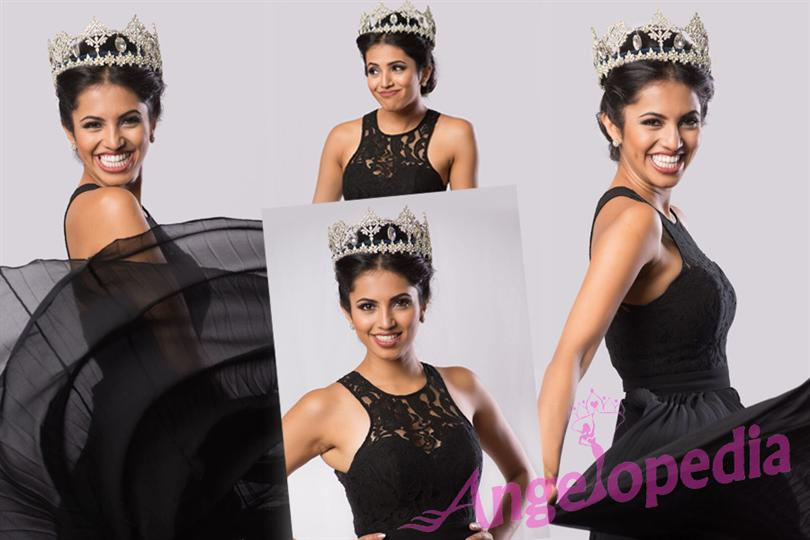 Beauty Talks With Pooja Priyanka, Miss World Fiji 2016