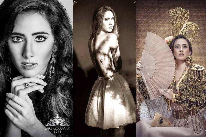 Marina Jacoby Wins Miss Nicaragua 2016: Marina Jacoby Crowned As Miss Nicaragua 2016