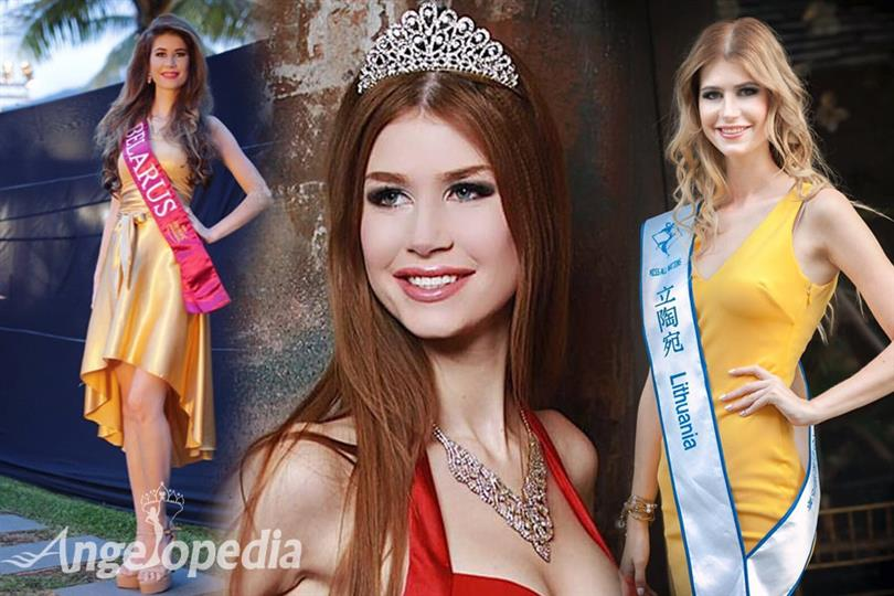 Polli Cannabis appointed as Belarus' representative to Miss Earth 2017