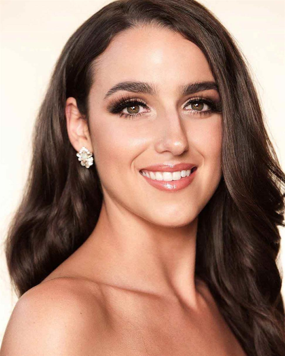 Mikaela Rose Fowler Miss Global Australia 2019
